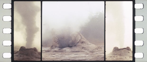 Antigone: still picture of volcanic landscape