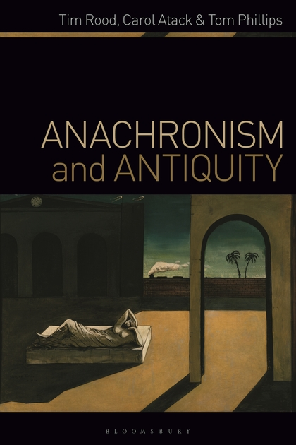 Anachronism and Antiquity - book cover
