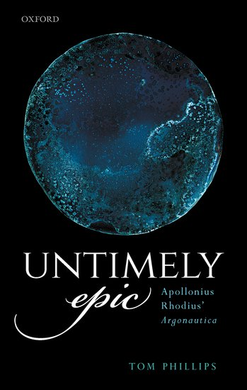 Untimely Epic book cover